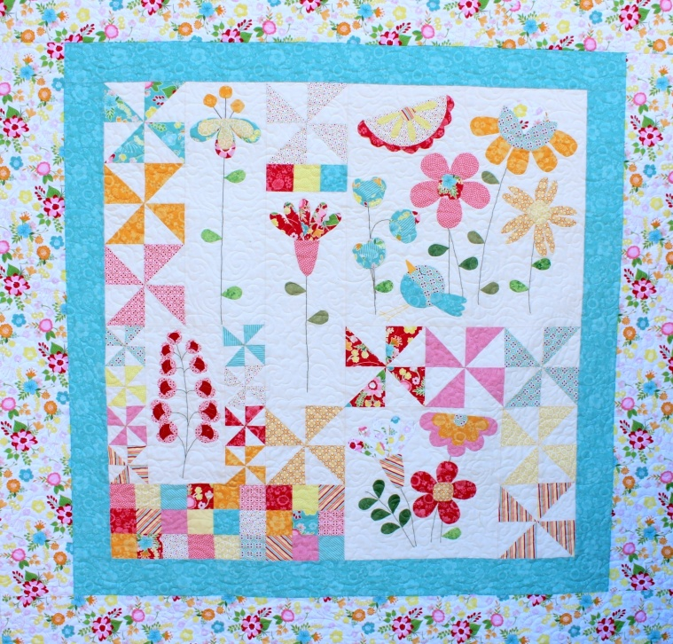 Spring Morning – meags & me : spring quilt patterns - Adamdwight.com